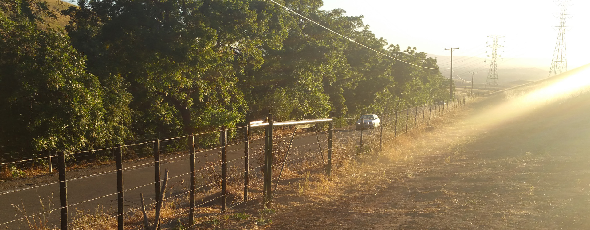 Barb Wire Gate Paso Robles Ranch Fencing Southwest