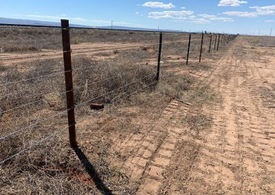 Alpine Texas | Suspension Fence